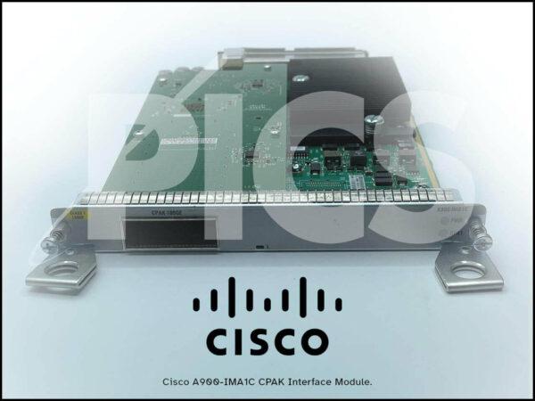 Cisco A900-IMA1C CPAK Interface Module