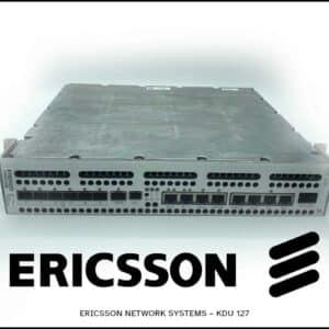 ERICSSON NETWORK SYSTEMS – KDU 127
