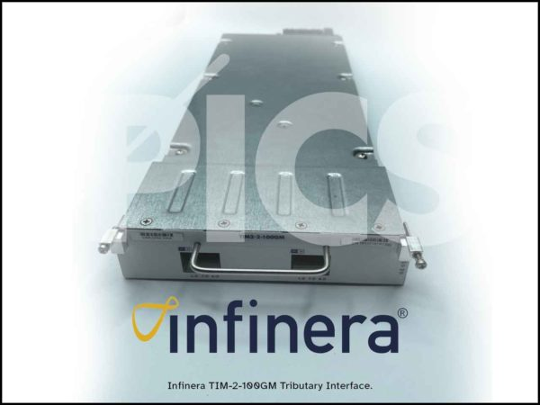 Infinera TIM-2-100GM Tributary Interface Module