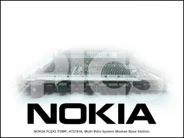 NOKIA FLEXI FSMF, 472181A, Multi Rdio System Module Base Station.