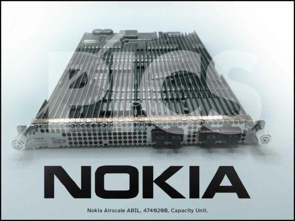 Nokia Airscale ABIL, 474020B, Capacity Unit
