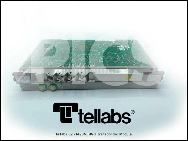 Tellabs 82.71423M, 40G Transponder Module